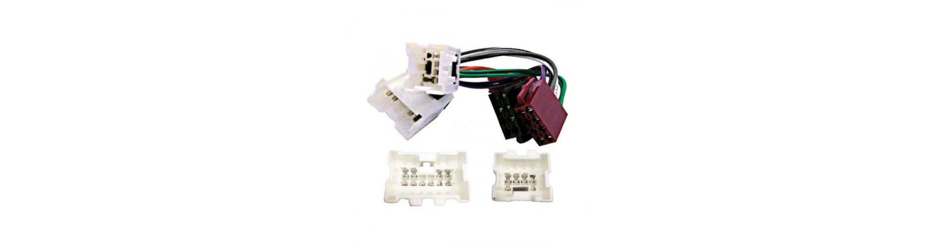 ISO Wiring Looms (Male, Female, T-Harness)