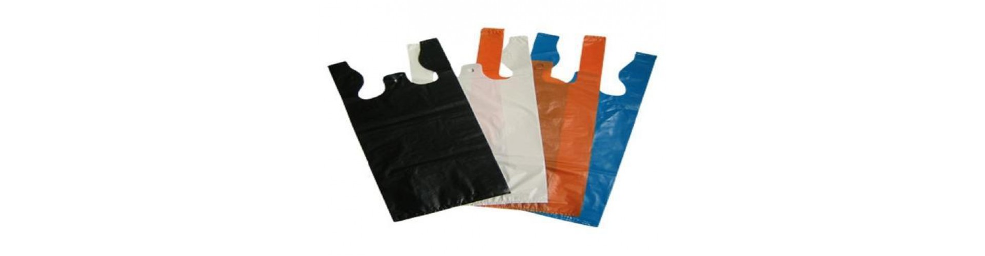 T-Shirt Plastic Carry Bags