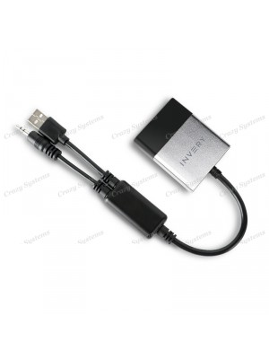 Invery Airdual 300B Bluetooth Audio Streaming for BMW, MINI (USB/AUX-IN models)