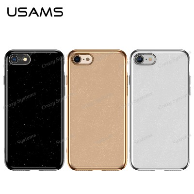 USAMS US-IP8SY Apple iPhone 8 Starry series phone case - Shinny Glitter Finish