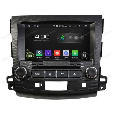 Mitsubishi Outlander (2006-2012) Android 5.1 Radio - GPS,BT, WIFI, MirrorLink