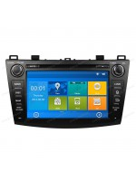 Mazda 3 / Axela Win6.0 OEM Radio (2009-2013) **HD Capacitive Screen|GPS|BT|DVD**