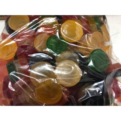 Maycey's Mega Gums - Gummy Candy *SHL Candies* (apx 1.7kg bag   apx 165pcs)