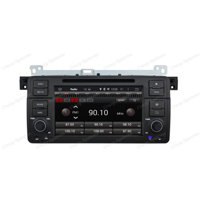 BMW 3 Series (E46) Android 5.1 OEM Radio (1998-2005)