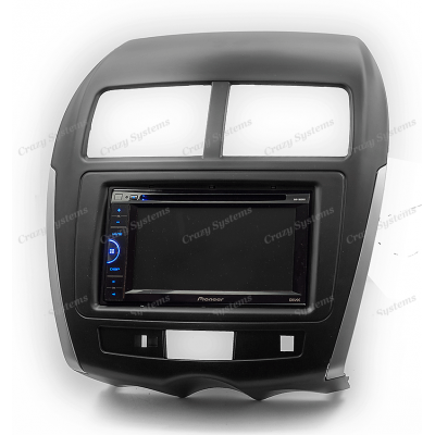 CITROEN C4 | MITSUBISHI ASX, RVR, Outlander Sport | PEUGEOT 4008 - Fitting Kit