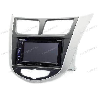 HYUNDAI i25, Accent, Solaris, Verna 2010+ / DODGE Attitude 2011+ - Fitting Kit
