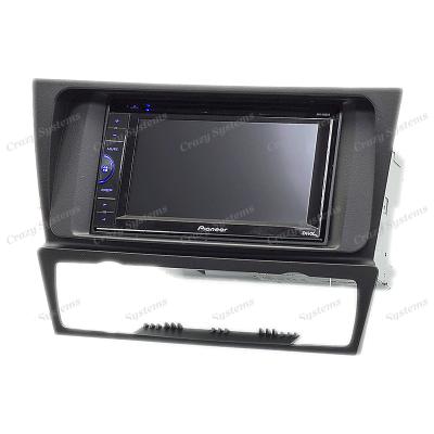 BMW 3-Series (E90/91/E92/E93) 2004-2012 (Auto AC) - Fitting Kit