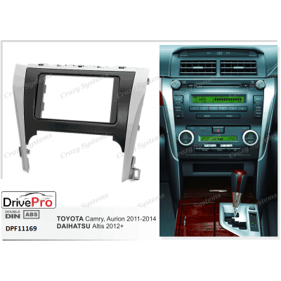 TOYOTA Camry, Aurion 2011-2014 | DAIHATSU Altis 2012+, - Fitting Kit