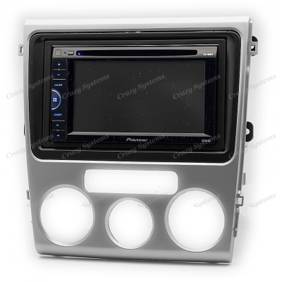VOLKSWAGEN Lavida 2010-2012 (Manual Air Conditioning) - Fitting Kit