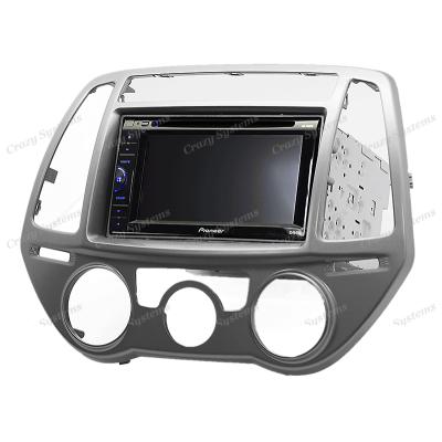 HYUNDAI i20 2012-2014 (Manual Air Conditioning) - Fitting Kit