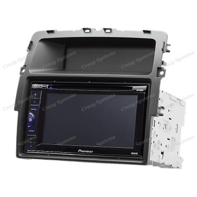 NISSAN Primastar (J4) | OPEL Vivaro (X83) | RENAULT Trafic II - Fitting Kit