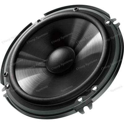 "Pioneer TS-G160C 6"" 300W Component Speaker Set"