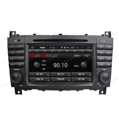 Mercedes Benz C Class (W203) Android 5.1 OEM Radio (2004-2007)