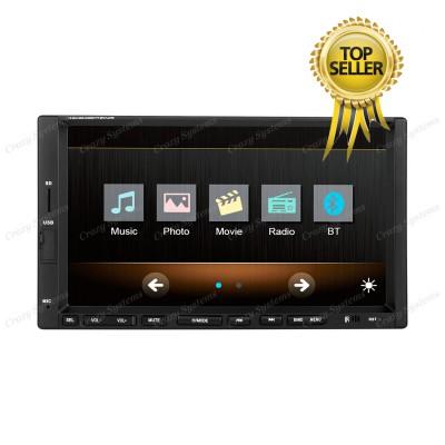 """DrivePro DP9301 7"""" - USB, AUX, BT, FM/AM CAR STEREO"""