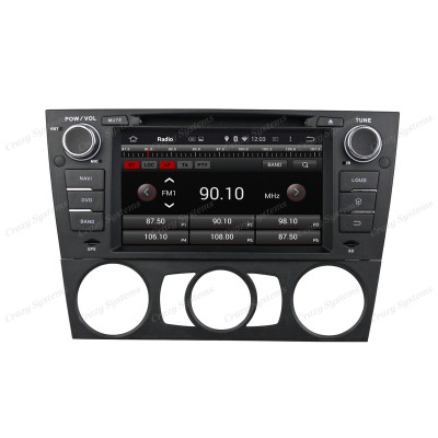 BMW 3 Series (E90-93) Android 5.1 OEM Radio (2005-2012)
