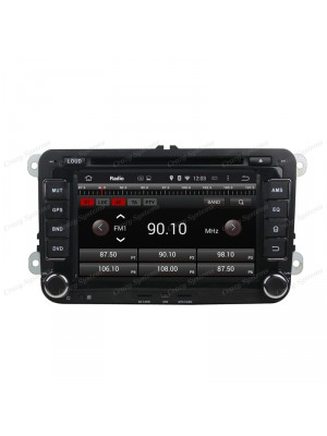 "VW 7"" Screen Android 7.1 Radio - GPS, DVD, Bluetooth, WIFI, MirrorLink"