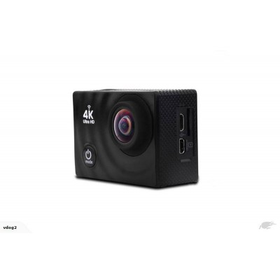 """2.0"""" LCD 4K Waterproof Action Sports Camera - WIFI - 170* Angle - 16MP Pictures"""
