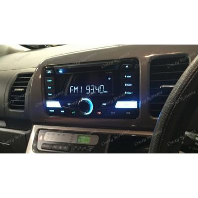 Domain DM-TA-168BT Toyota 200x100mm CD/BT/AUX Multi Media Player