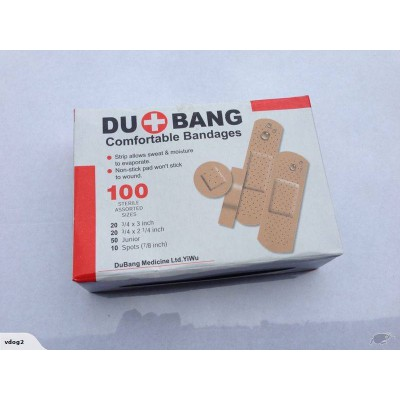 500 x Assorted Sterile Bandaids **$10 only**