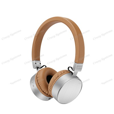 USAMS US-LH001 Wireless Bluetooth 2.1 Over-Ear Headphone with Microphone