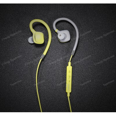 USAMS US-FC001 Sweat-proof Bluetooth 4.1 Sports Headset Earphone with Microphone