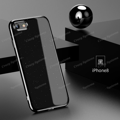 USAMS US-IP8SY Apple iPhone 8 Starry series phone case - Shinny Glitter Finish