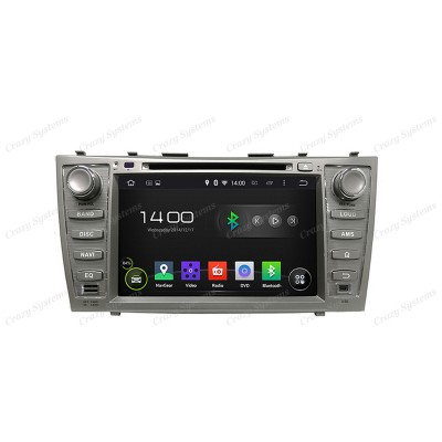 Toyota Camry Android 5.1 OEM Radio *MirrorLink, WIFI, GPS* (2006-2011)