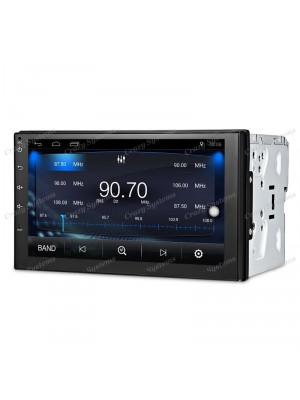 """DrivePro DPR0018A6 - 7"""" Android 6.0 Mechless MultiMedia Unit with WIFI, BT, GPS,"""