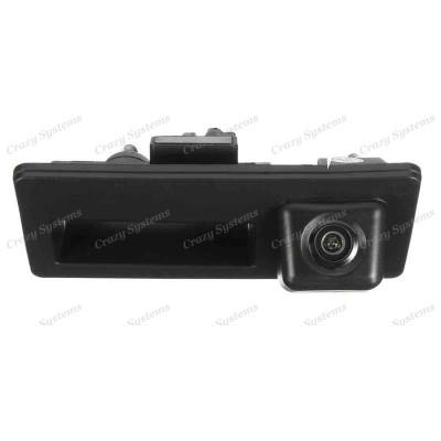 Audi [A4, A6, A8L, S5, Q3, Q5] OEM Trunk Handle Reverse Camera