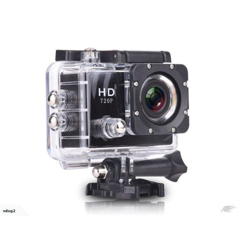 "2.0"" LCD 4K Waterproof Action Sports Camera - WIFI - 170* Angle - 16MP Pictures"