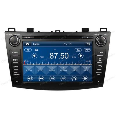 Mazda 3 / Axela Win6.0 OEM Radio (2009-2013) **HD Capacitive Screen GPS BT DVD**