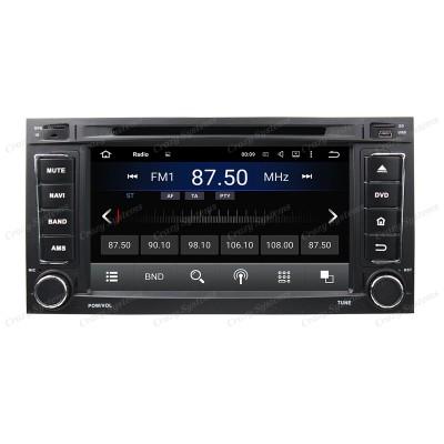VW Touareg Android 5.1 Radio (2004-2011) - GPS,BT, WIFI, MirrorLink,3G