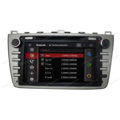 Mazda 6 / Atenza  (2007-2012) - Android 5.1 Radio - GPS,BT, WIFI, MirrorLink