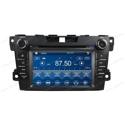 Mazda CX7 Win6.0 OEM Radio (2007-2012) **HD Capacitive Screen|GPS|BT|DVD**