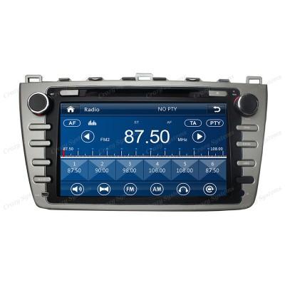 Mazda 6 / Atenza Win6.0 OEM Radio (2007-2012) *HD Capacitive Screen|GPS|BT|DVD*