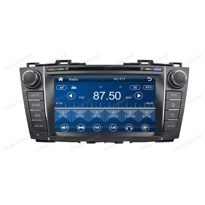 Mazda 5 / Premacy Win6.0 OEM Radio (2010-2013) *HD Capacitive Screen GPS BT DVD*