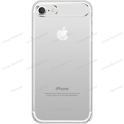 USAMS US-IP8PSQT Apple iPhone 8 Plus Clear series phone case