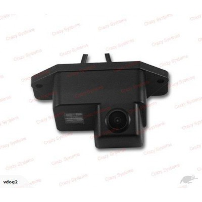Mitsubishi OEM Lancer, Lancer Evolution Reverse Camera