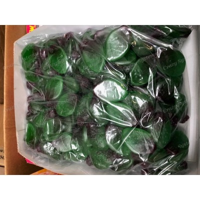 Maycey's Sour Feijoa - Gummy Candy *SHL Candies* (apx 1.7kg bag   apx 265pcs)