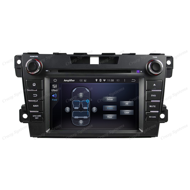 "Mazda Cx7 7"" Screen, Android 7.1 OEM Radio (2007-2012), Wifi, DVD, Bluetooth,GPS"