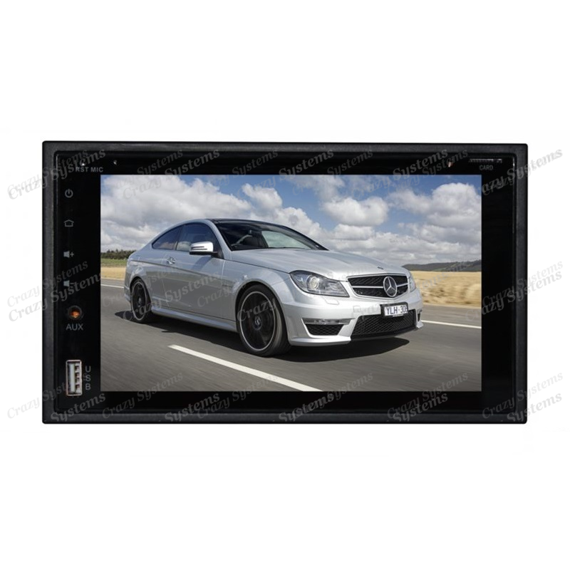 DrivePro DPR6261A71 Android 7.1 Capacitive Touchscreen, DVD, Navigation Radio