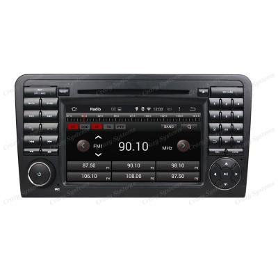 Mercedes Benz ML/GL Class (W164) Android 5.1 OEM Radio (2005-2012)
