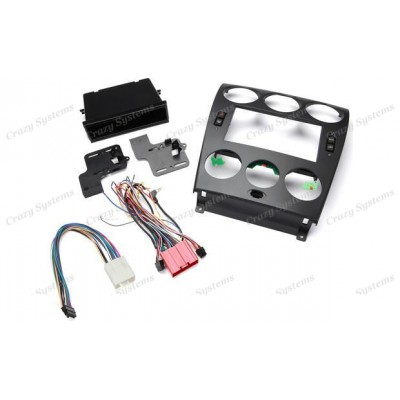 MAZDA 6, Atenza 02-07 (Retains Auto Aircon & Red LCD Functions) -Fitting Kit
