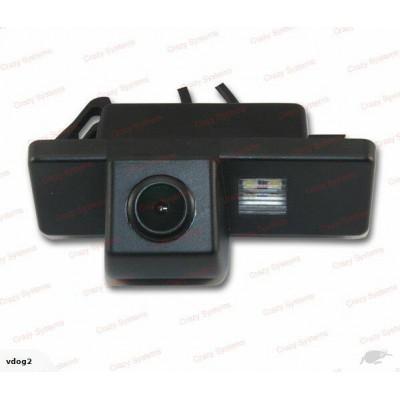 Peugeot OEM 307, 308, 406, 407, 1007, 2008, 3008 Reverse Camera