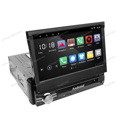 "DrivePro DPR0013A6 - 7"" 1Din Android 6.0 MultiMedia Unit with WIFI, BT, USB, FM"