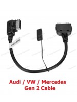 MMI, AMI, MDI 2G Data Cable for Airdual 100 BT device
