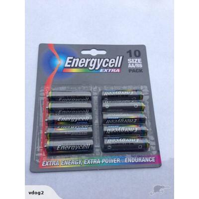 Energycell **AA** Batteries (10pk x 5pkt = 50pcs)