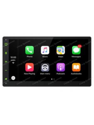 "Domain DM-AP8702NBT 6.75"" Apple CarPlay & Android Auto Mechless MultiMedia Unit"