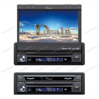 Domain DM-DV7813NVI 7inch DVD GPS Bluetooth