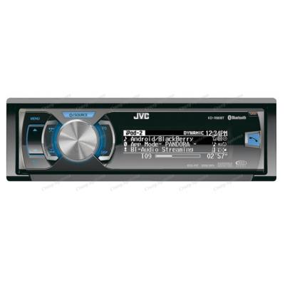 JVC KD-R80BT - CD Receiver with USB / iPod / BT